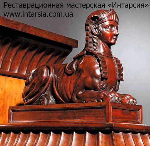 """Реставрационная мастерская """"Интарсия"""" -"""